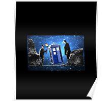 Doctor Who? Frankenstein? Poster