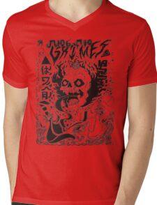 Grimes Visions Mens V-Neck T-Shirt