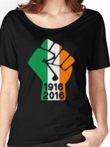 Ireland 1916 Power Fist Women's Relaxed Fit T-Shirt