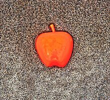 Apple on the Beach - part 10 by AlexFHiemstra