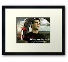 Archaeology  Framed Print