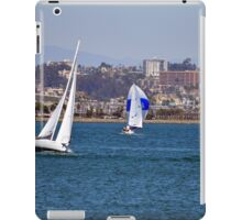 Catching Some Wind iPad Case/Skin
