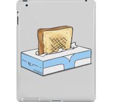 Toast Tissue Box Anime Manga Shirt iPad Case/Skin