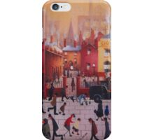 Sintons Liverpool iPhone Case/Skin