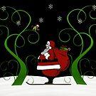Merry Christmas... by Karen  Helgesen