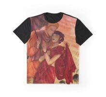 Calcutta Rain - Naruto X Hinata  Graphic T-Shirt