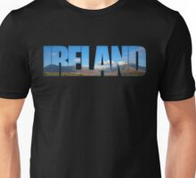 Ireland Irish Mountains Unisex T-Shirt