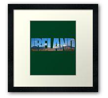 Ireland Irish Mountains Framed Print