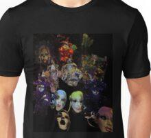 Mardi Gras Madness2 Unisex T-Shirt