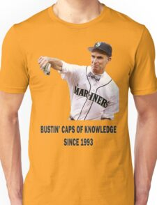 Bill Nye Bustin' Caps Unisex T-Shirt