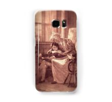 iPhone Case very old print ornament 1832 Samsung Galaxy Case/Skin