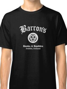 Barrons Books and Baubles Classic T-Shirt