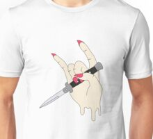 Switchblade Beauty Unisex T-Shirt