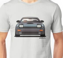 Modern Japanese Icons Series Toyota Celica  GT-Four All-Trac Turbo ST185 (Split) Unisex T-Shirt