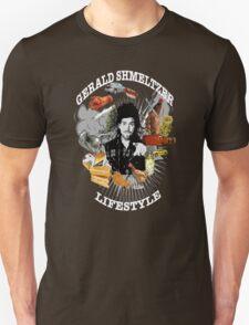 Gerald Shmeltzer Lifestyle ( dark shirt version ) T-Shirt