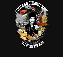 Gerald Shmeltzer Lifestyle ( dark shirt version ) Unisex T-Shirt