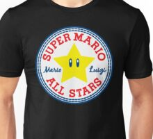 Super Mario All Stars Unisex T-Shirt
