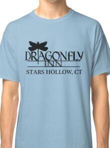 Dragonfly inn Black Classic T-Shirt