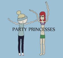 Party Princesses by Abigail Gersten