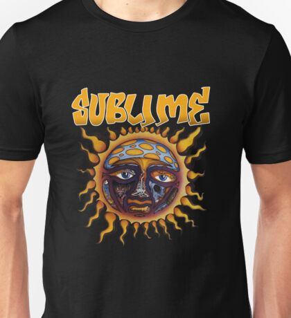Sublime Band 40 Oz. To Freedom Unisex T-Shirt