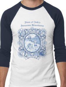 Awesome Adventures Men's Baseball ¾ T-Shirt