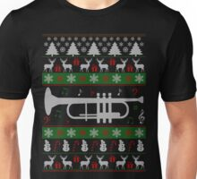 Ugly Trumpet Christmas Sweater Unisex T-Shirt
