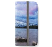 Cotton Candy Peaks iPhone Wallet/Case/Skin