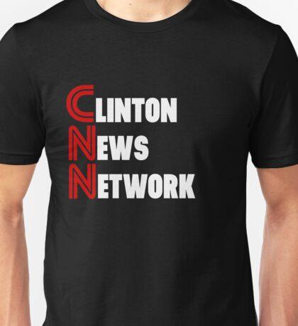 Clinton News Network Unisex T-Shirt