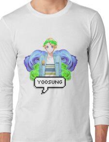 Mystic Messenger Yoosung Kim Long Sleeve T-Shirt