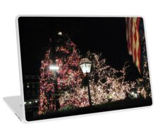 Christmas Tree / Nassau  St. Laptop Skin