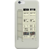 The Alex 9000 Computer c1981 iPhone Case/Skin