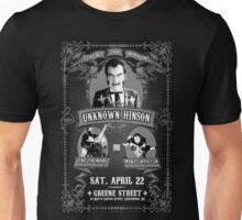 Unknown Hinson Poster Unisex T-Shirt