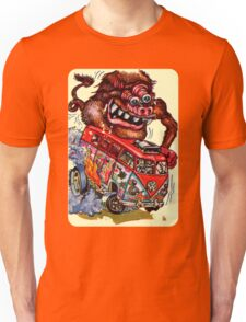 VW Kombi Gremlin Unisex T-Shirt
