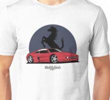 Ferrari F355 Berlinetta (red) Unisex T-Shirt