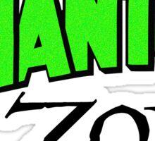 The Phantom Zone Podcast Sticker