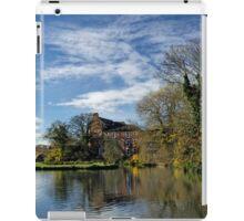 Beside The River, Burton on Trent iPad Case/Skin