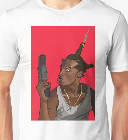 Don't Be a Menace to South Central While Drinking Your Juice in the Hood Unisex T-Shirt