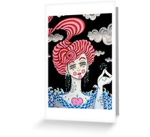 Calypso Greeting Card