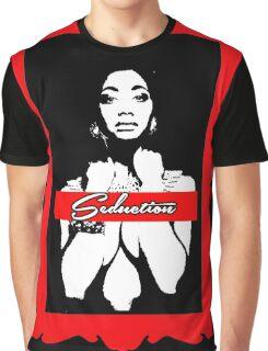 Red Seduction Graphic T-Shirt
