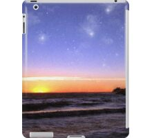 Star-Spangled Sunset iPad Case/Skin