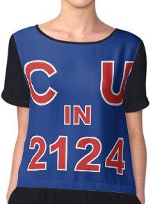 C U in 2124 Chiffon Top