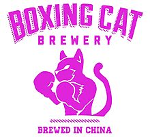 Boxing Cat Brewery Chinese Beer Photographic Print