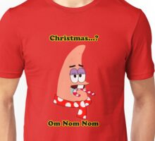 Patrick Star Christmas LIMITED TIME ONLY Unisex T-Shirt