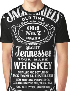 jack daniels Graphic T-Shirt
