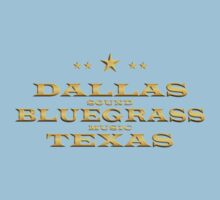 Dallas Bluegrass Texas One Piece - Short Sleeve