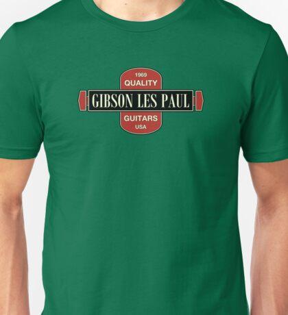 Old Les Paul 1969 Unisex T-Shirt