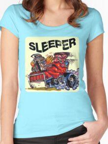 Sleeper Machine Women's Fitted Scoop T-Shirt
