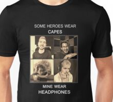 Markiplier and Jacksepticeye Heroes Unisex T-Shirt