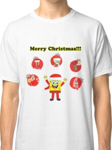 SpongeBob and friends Christmas LIMITED TIME ONLY Classic T-Shirt