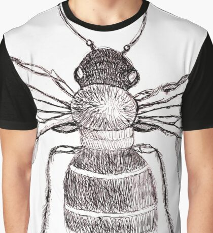 Bee! Graphic T-Shirt